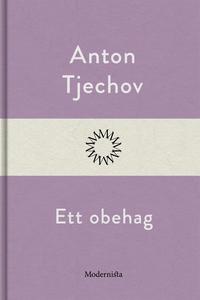 Ett obehag (e-bok) av Anton Tjechov