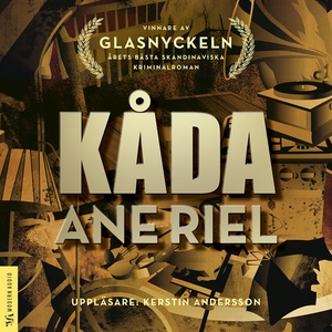 Kåda (ljudbok) av Ane Riel