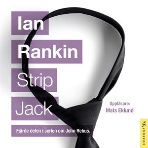 Strip Jack (ljudbok) av Ian Rankin