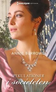 Spekulationer i societeten (e-bok) av Annie Bur