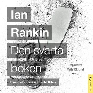 Den svarta boken (ljudbok) av Ian Rankin