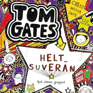 Tom Gates är helt suverän (på vissa grejer) (lj