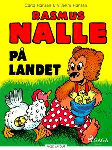 Rasmus Nalle på landet (e-bok) av Carla Hansen,