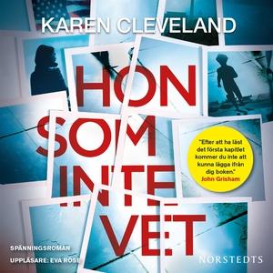 Hon som inte vet (ljudbok) av Karen Cleveland