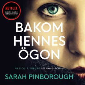 Bakom hennes ögon (ljudbok) av Sarah Pinborough