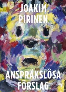 Anspråkslösa förslag (e-bok) av Joakim Pirinen