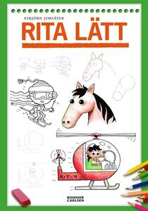 Rita lätt (e-bok) av Esbjörn Jorsäter