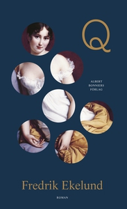 Q (e-bok) av Fredrik Ekelund