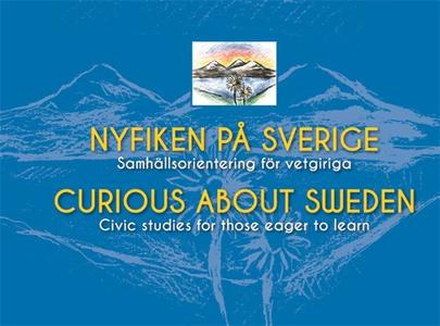 Nyfiken på Sverige/Curious about Sweden (e-bok)