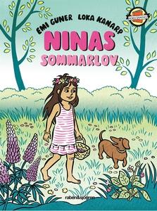 Ninas sommarlov (e-bok) av Emi Gunér