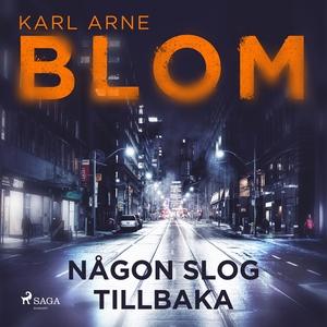 Någon slog tillbaka (ljudbok) av Karl Arne Blom