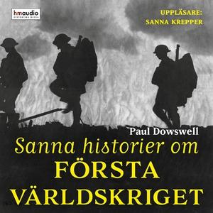 Sanna historier om första världskriget (ljudbok