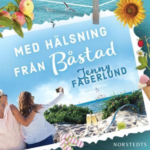 Med hälsning från Båstad (ljudbok) av Jenny Fag