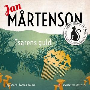 Tsarens guld (ljudbok) av Jan Mårtenson