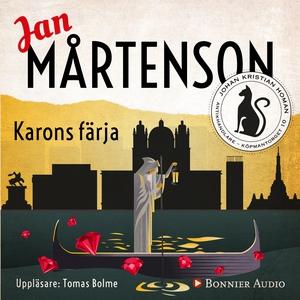 Karons färja (ljudbok) av Jan Mårtenson
