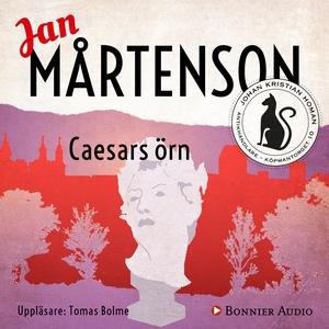Caesars örn (ljudbok) av Jan Mårtenson