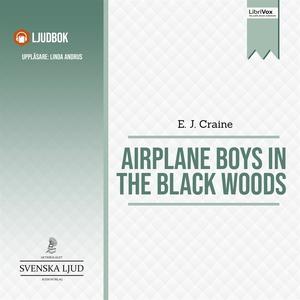 Airplane Boys in the Black Woods (ljudbok) av E