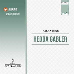 Hedda Gabler (ljudbok) av Edith Wharton, Henrik