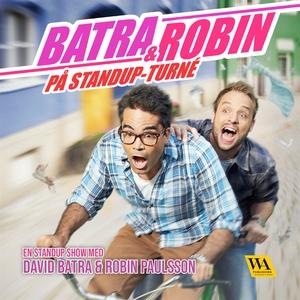 Batra & Robin (ljudbok) av David Batra, Robin P
