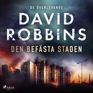 Den befästa staden (ljudbok) av David Robbins