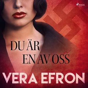 Du är en av oss (ljudbok) av Vera Efron