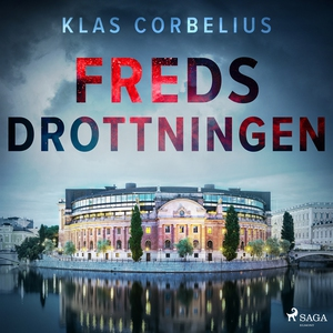 Fredsdrottningen (ljudbok) av Klas Corbelius