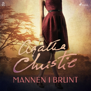 Mannen i brunt (ljudbok) av Agatha Christie