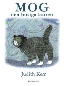Mog – den busiga katten (e-bok) av Judith Kerr