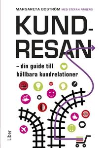 Kundresan (ljudbok) av Margareta Boström