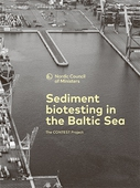 Sediment biotesting in the Baltic Sea: The CONTEST Project