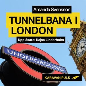 Tunnelbana i London (ljudbok) av Amanda Svensso