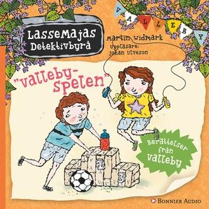 Vallebyspelen : Berättelser från Valleby (ljudb