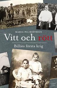 Vitt och rött - Billies första krig (ljudbok) a