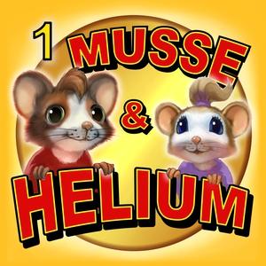 Musse & Helium. Mysteriet med hålet i väggen (l