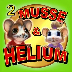 Musse & Helium. Jakten på Guldosten (ljudbok) a