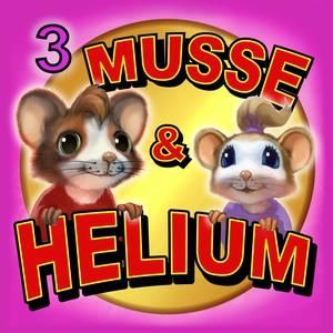 Musse & Helium. Äventyret i Lindrizia (ljudbok)