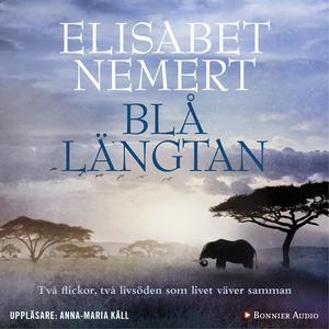 Blå längtan (ljudbok) av Elisabet Nemert