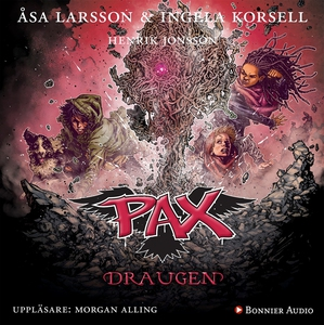 PAX. Draugen (ljudbok) av Åsa Larsson, Ingela K