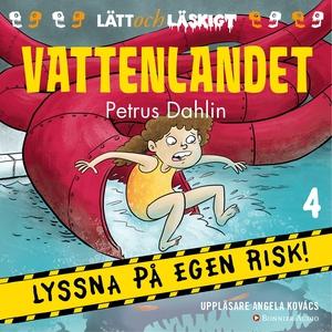 Vattenlandet (ljudbok) av Petrus Dahlin