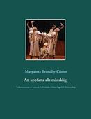 Att uppfatta allt mänskligt: Underströmmar av luthersk livsförståelse i Selma Lagerlöfs författarskap