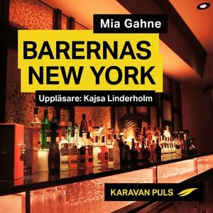 Barernas New York (ljudbok) av Mia Gahne