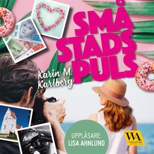 Småstadspuls (ljudbok) av Karin M Karlberg
