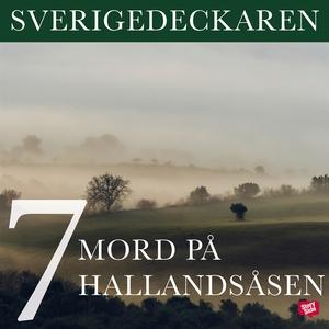 Mord på Hallandsåsen (ljudbok) av Stig O. Blomb
