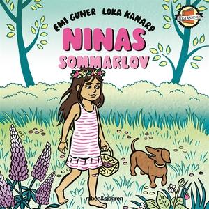 Ninas sommarlov (ljudbok) av Emi Gunér