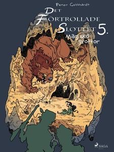 Det förtrollade slottet 5: Magiska grottor (e-b