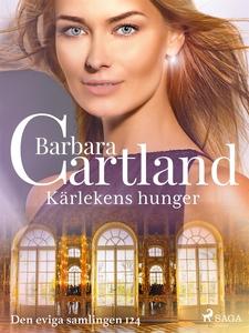 Kärlekens hunger (e-bok) av Barbara Cartland