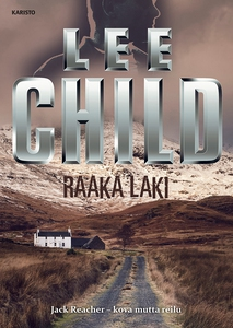 Raaka laki (e-bok) av Lee Child
