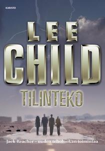 Tilinteko (e-bok) av Lee Child