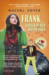 Frank, kärleken och skivbutiken (e-bok) av Rach