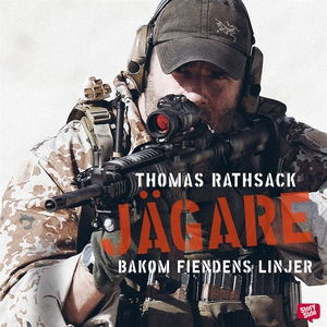 Jägare - Bakom fiendens linje (ljudbok) av Thom